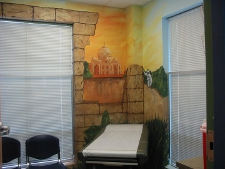 Sunshine Pediatrics Exam Room, Rock Hill Pediatricians